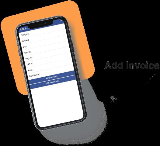 Add Invoice